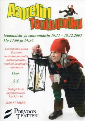 Aapelin Tonttupolku 2005