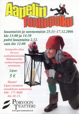 Aapelin Tonttupolku 2006